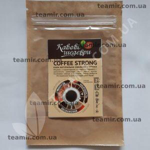 Кофе зерновой Кофейные шедевры «Coffee strong», 500g