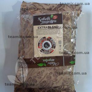 Кофе зерновой Кофейные шедевры «Extra blend», 500g