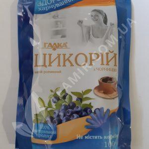 Напиток растворимый Галка «Цикорий с черникой», 100g