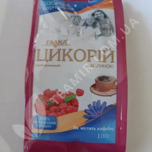 Напиток растворимый Галка «Цикорий с малиной», 100g