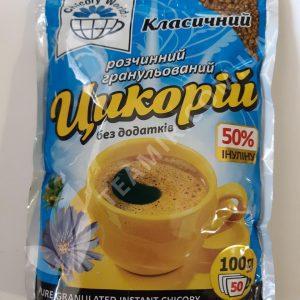 Напиток растворимый Chicory World «Цикорий классический», 100g