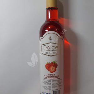 Сироп Dolce Aroma «Клубничный», 700ml